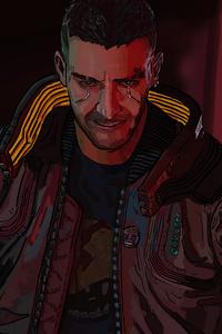 V Cyberpunk 2077 4k