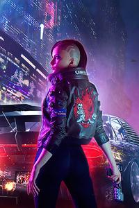 V In Cyberpunk 2077 New