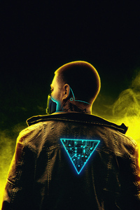 V The Hero Of Cyberpunk 2077