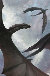 750x1334 Valar Morghulis 4k
