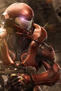 1080x1920 Vale Halo 5 Guardians