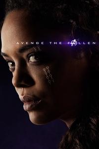 Valkyrie Avengers Endgame 2019 Poster