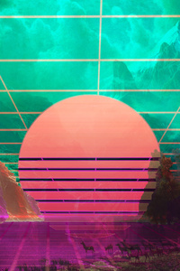 Vaporwave 1125x2436 Resolution Wallpapers Iphone Xs Iphone 10 Iphone X