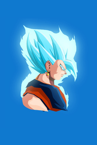750x1334 Vegetto Dragon Ball