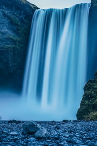 360x640 Veil Falls