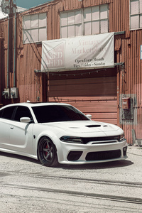 Velgen KC Wide Dodge Hellcat Widebody 8k