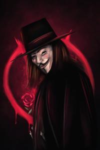 Vendetta Anonymus 4k