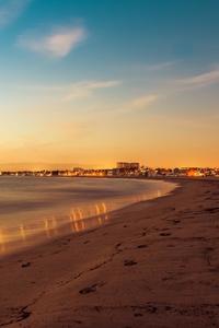 Venic Beach Sunset