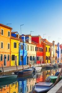 Venice City Boats 4k 5k