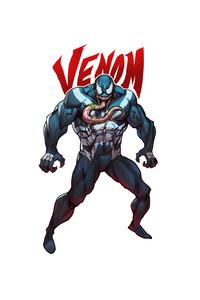 640x1136 Venom 2020 Art 4k