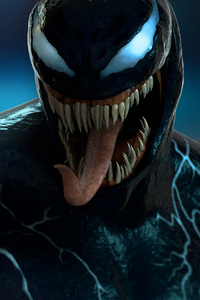 Venom 3d Digital Art