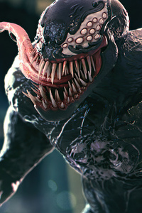 1280x2120 Venom 4k 2020
