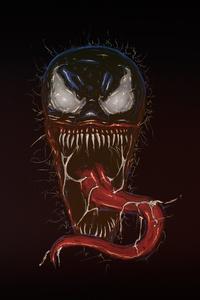 Venom 4k Artwork 2018
