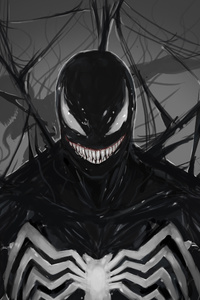 Venom 4k Artwork