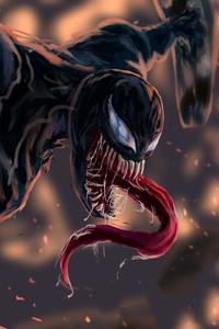 Venom 4k Fan Artwork