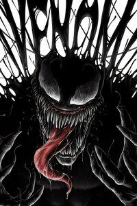 Venom 4k New Poster