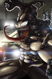 Venom 5k Art