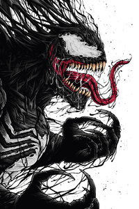 Venom And Carnage Artwork