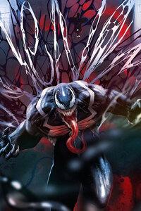Venom Artwork 5k 2018