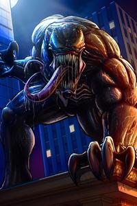 Venom Artwork Ultra Hd 4k