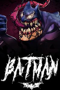800x1280 Venom Batman