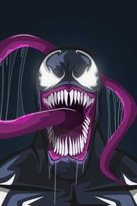 Venom Behance Art