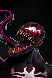 320x480 Venom Cgi Artwork