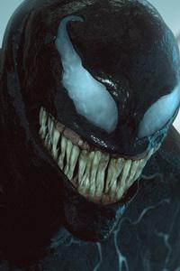 Venom Closeup