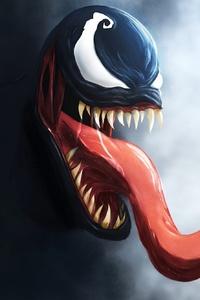 Venom Digital Art Hd