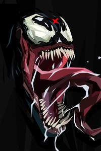Venom Digital Artwork