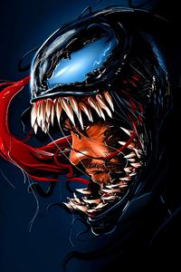 2160x3840 Venom Digitalart 4k