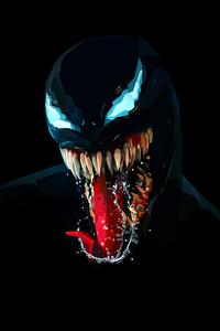 480x800 Venom Fan Artwork