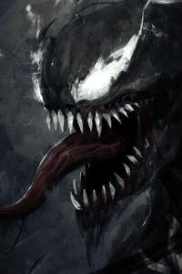 1440x2960 Venom Fanart