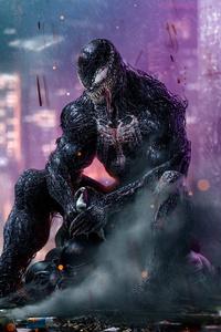 Venom In The Rain Art