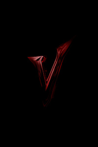 2160x3840 Venom Let There Be Carnage Logo