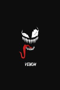 640x960 Venom Little Minimalism