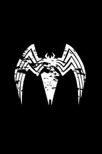 2160x3840 Venom Logo 4k