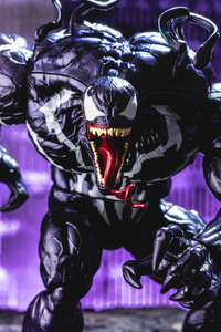 Venom Monster Art