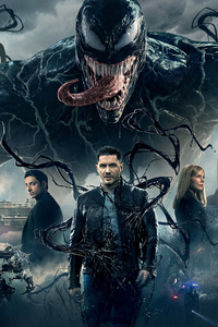 Venom Movie 2018 8k