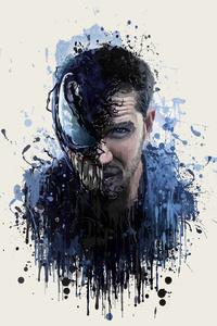 Venom Movie 2018 Artwork