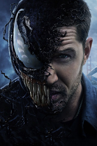1080x2280 Venom Movie 5k