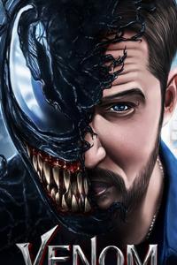 Venom Movie Artwork 4k 2018