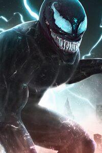 Venom Movie Artwork 4k