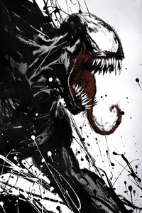 Venom Movie Artwork Hd