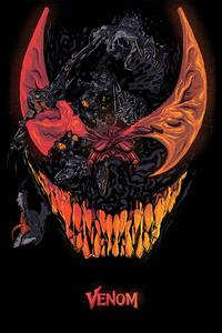 1440x2960 Venom Movie Artworks 4k