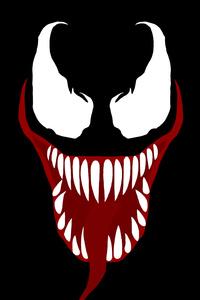 Venom Movie Face