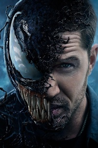 Venom Movie Fan Artwork