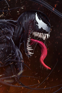 Venom Movie Fan Digital Artwork