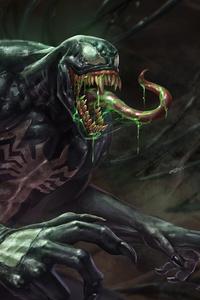 Venom Movie HD Artwork