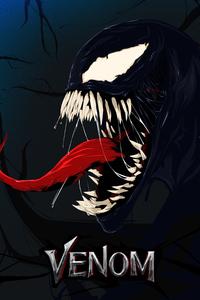 Venom Movie New Poster 4k